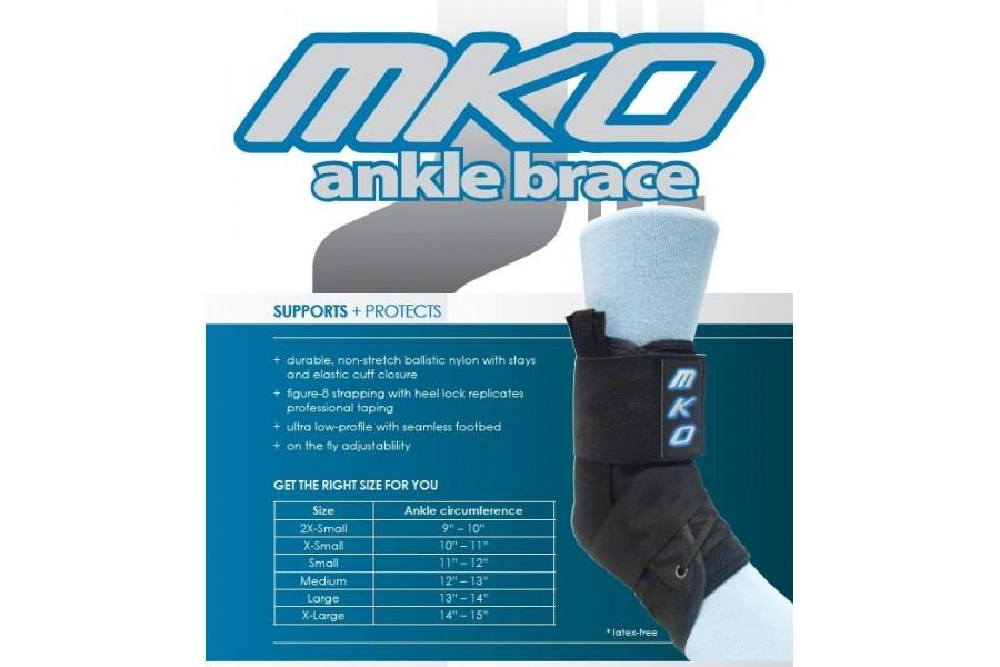 durable, non-stretch ballistic nylon with stays and elastic cuff closure +figure-8 strapping w..