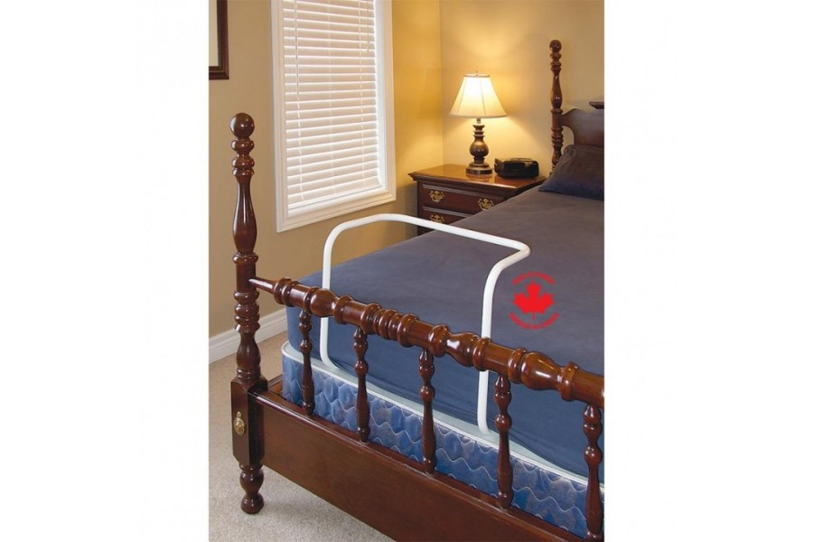 The bed blanket support eliminates the weight of blankets on feet and ankles. Tucks easily under the..
