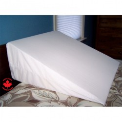 For patients requiring head, back, or leg elevation. Eliminates the need to stack or prop pillows wh..