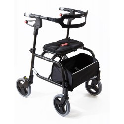 The neXus 3 walking aid is the next level in mobility. With a cable-free braking system, the ne..