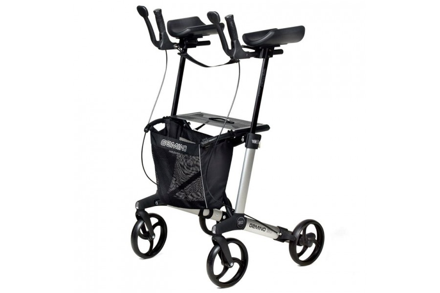 If you need extra support when walking, the Gemino 30 Walker is the perfect choice for you. This lig..