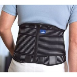 Actimove®LombaCare-Motion is a specially designed back support that uses wraparound compressio..