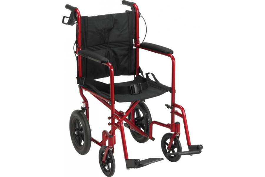 Features/Benefits:Weighs only 19 lbsAvailable in blue or red framesFolds flat for easy transport (Fi..