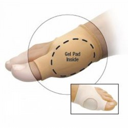 Use – 3mm soft flexible foot pad for protecting bunions by absorbing shock and shear forces, de..
