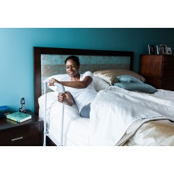 HealthCraft's innovative Smart-Rail makes getting out of bed easier while also providing support whe..
