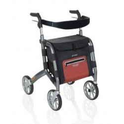 FOLDABLE: Lightweight frame easily folds to store or transport in a carBUILT-IN SEAT: Lid of storage..