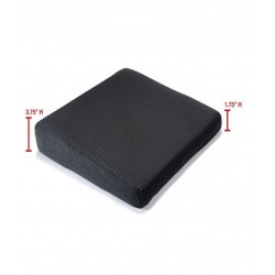 The MOBB air wedge cushion is ideal for correcting posture, relieving back pain, alleviating stress,..