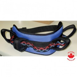 These Parsons deluxe padded transfer belts offer 1