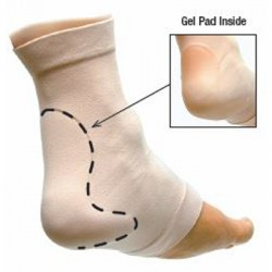 Use – Ideal for relief from pump bumps (Haglund deformity) or sore, fatigued or injured Achille..