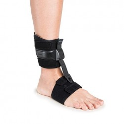 Rebound Foot-Up is a lightweight ankle foot orthosis that offers dynamic and discreet support for dr..