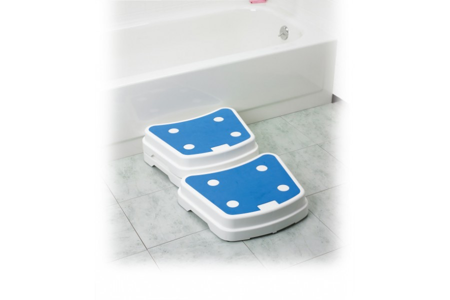 Makes getting in and out of the bath tub easier and saferUnique modular design allows the multiple s..