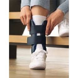 Functional ankle brace combines benefits for effective therapy and improved complianceIndicationsAcu..