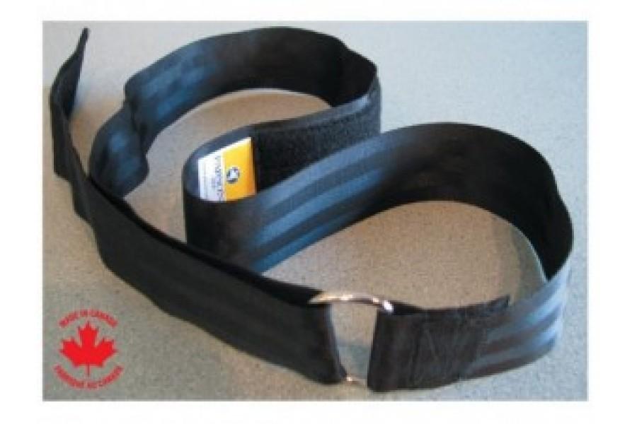 A soft webbing belt 2