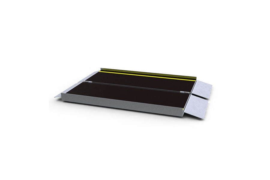 The Suitcase Advantage Series Ramp - Portable single-fold ramp is one of the most user-friendly port..