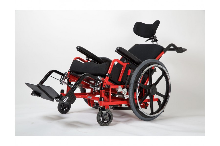Tilt & ReclineThe LOWRIDER is a dynamic tilt steel manual wheelchair designed to maintain a seat..