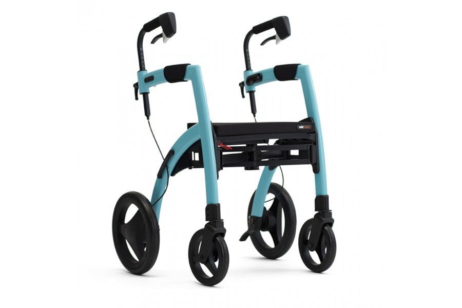 The Rollz Motion is perfect for those who want to continue their journey but worry about how far the..