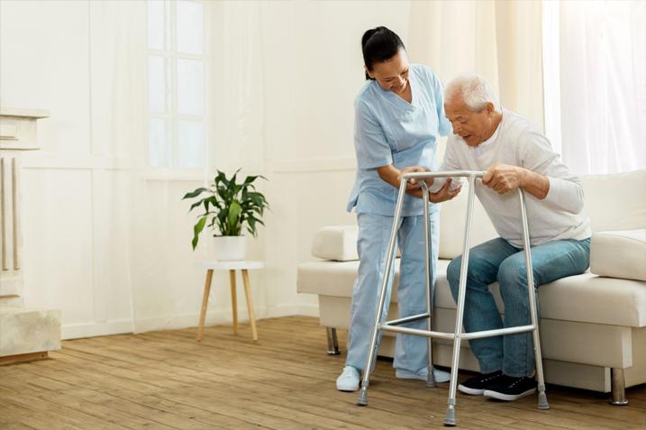 Important caregiver's skills