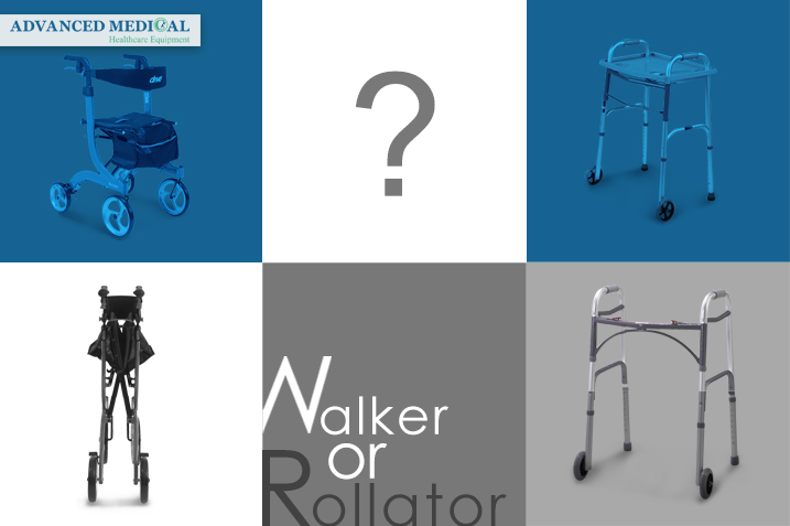 walker and rollator provider in Vancouver