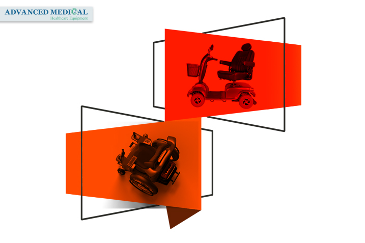 Scooter rentals in Vancouver by Advanced Medical