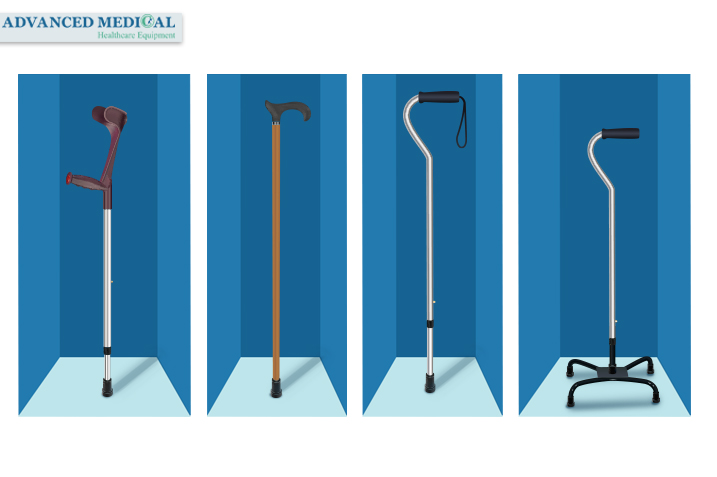 Where can we rent or buy canes and crutches in Vancouver?