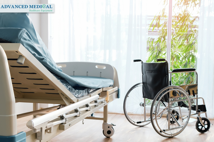 Hospital beds in Vancouver