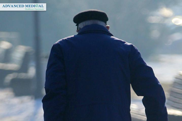 Seniors' safety in winter